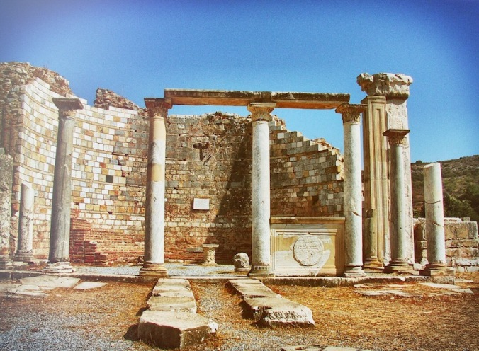 Ephesus-church