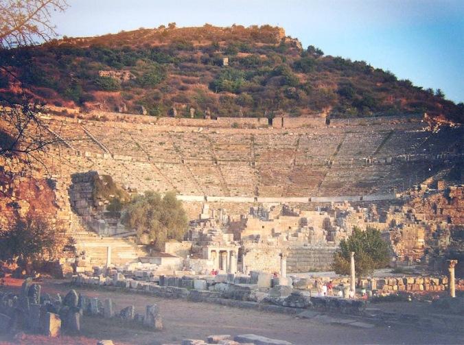 Ephesus-temple