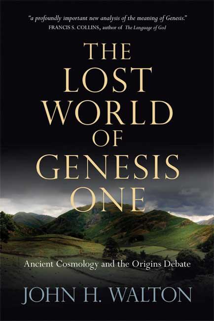 Lost World of Genesis One