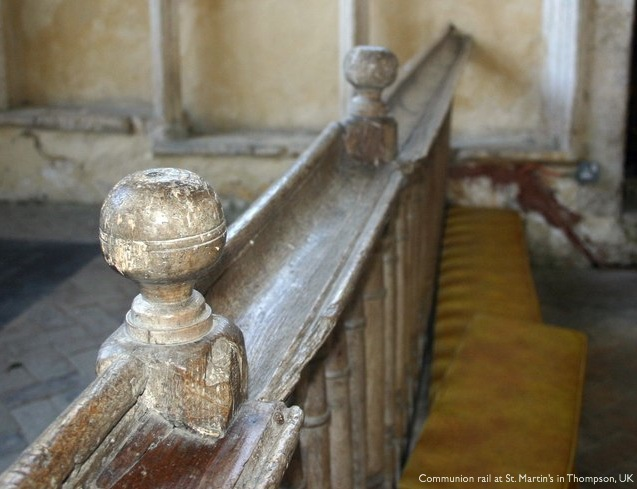 communion rail 2.001