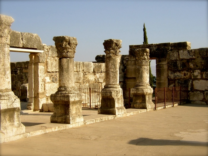 Synagogue in Capernaum