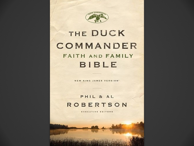 Duck Dynasty Bible