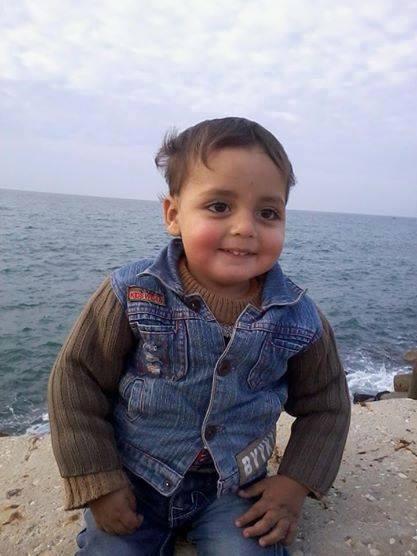 Saher, 5, a World Vision sponsored child killed in Gaza (photocredit:World Vision International)
