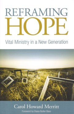 Reframing Hope Cover